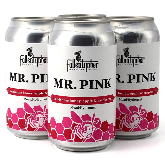 FALLENTIMBER - MR. PINK 4 CANS