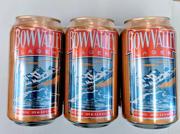 BOW VALLEY REGULAR 6 CANS