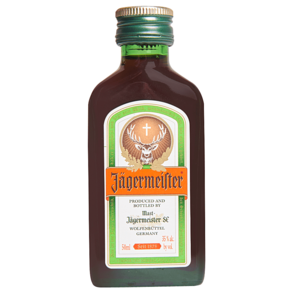 JAGERMEISTER HERBAL LIQUEUR 50 ML