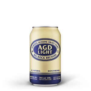 AGD LIGHT 24 CANS