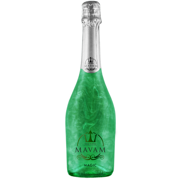 A MAVAM MAGIC - GREEN APPLE 750 ML