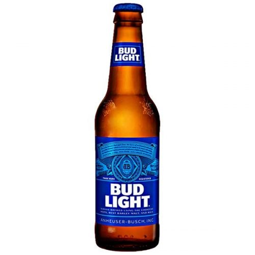 Budweiser light 15 Btl 341ML