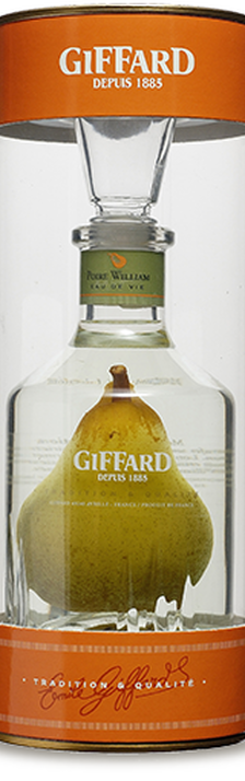 GIFFARD POIRE WILLIAM EAUX DE VIE (PEAR)