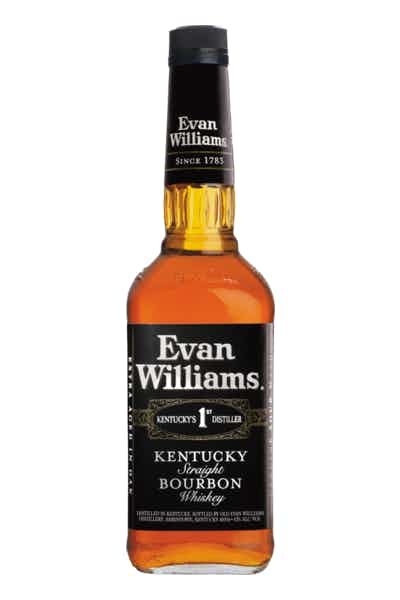 EVAN WILLIAMS BLACK LABEL BOUR