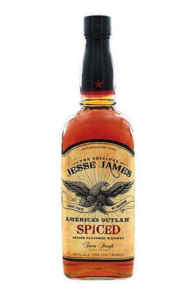 JESSES JAMES SPICED FLAVORED