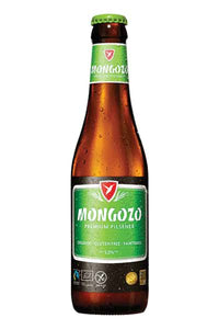 MONGOZO GLUTEN-FREE PILSNER 330 ML SINGLE BOTTLE