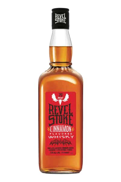 REVEL STOKE CINNAMON WHISKY