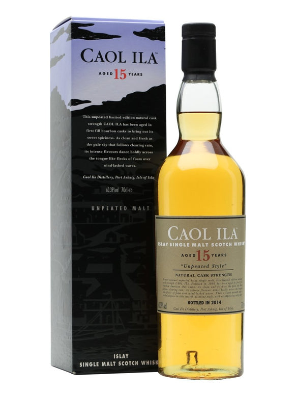 CAOL ILA 15 YEAR OLD 750 ML