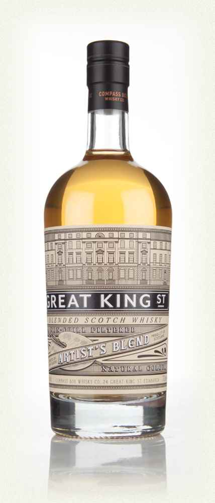 Compass Box Great King Street - Artist's Blend 700 ML