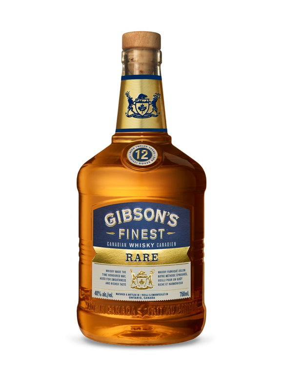 GIBSONS FINEST 12 YEAR OLD 1.75 L