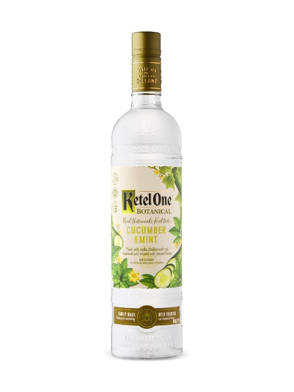KETEL ONE BOTANICAL - CUCUMBER AND MINT 750 ML