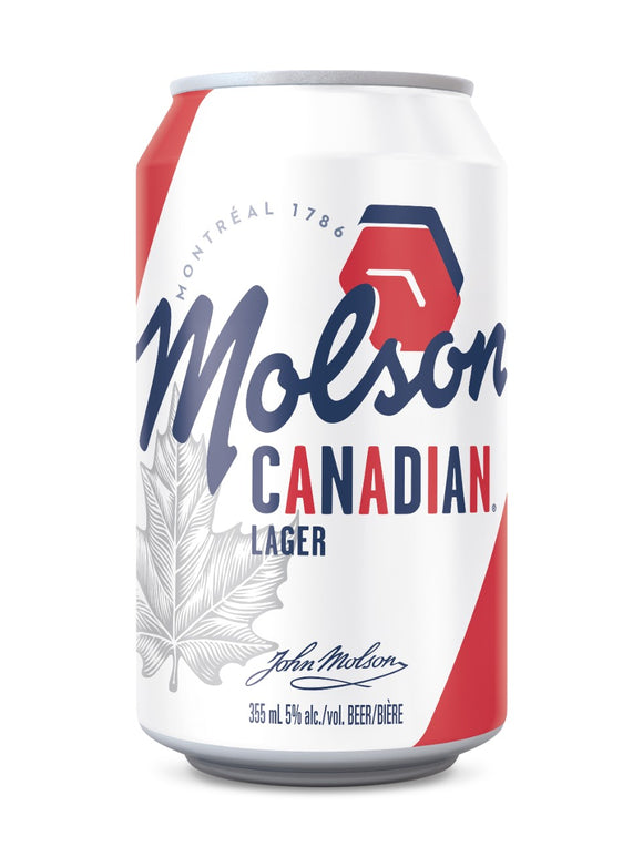 Molson Canadian Cube 48 CAN 355ML