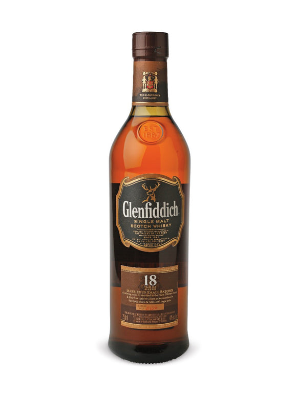 GLENFIDDICH 18 YO ANCIENT RESE