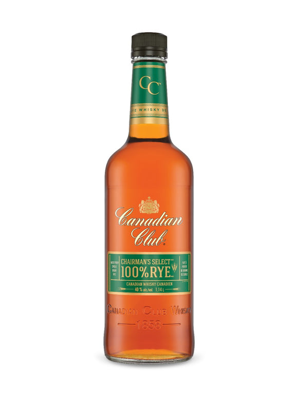 CANADIAN CLUB CS RYE 1.14 ML