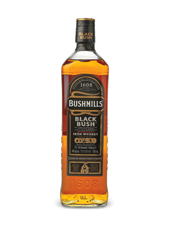 BUSHMILLS BLACK BUSH 750 ML