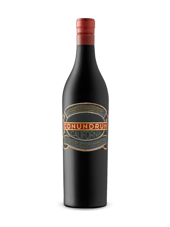 CONUNDRUM RED 750 ML