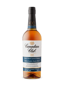 CANADIAN CLUB BARLEY BATCH