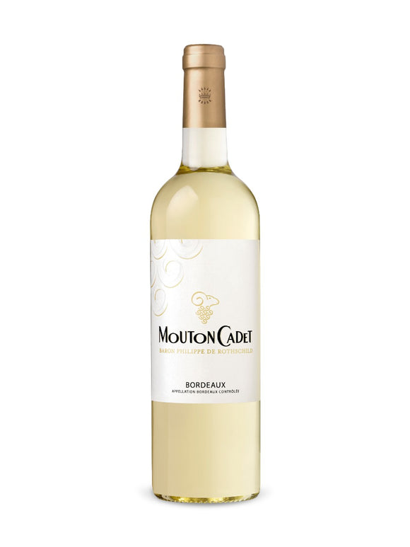 MOUTON CADET BORDEAUX WHITE 750 ML