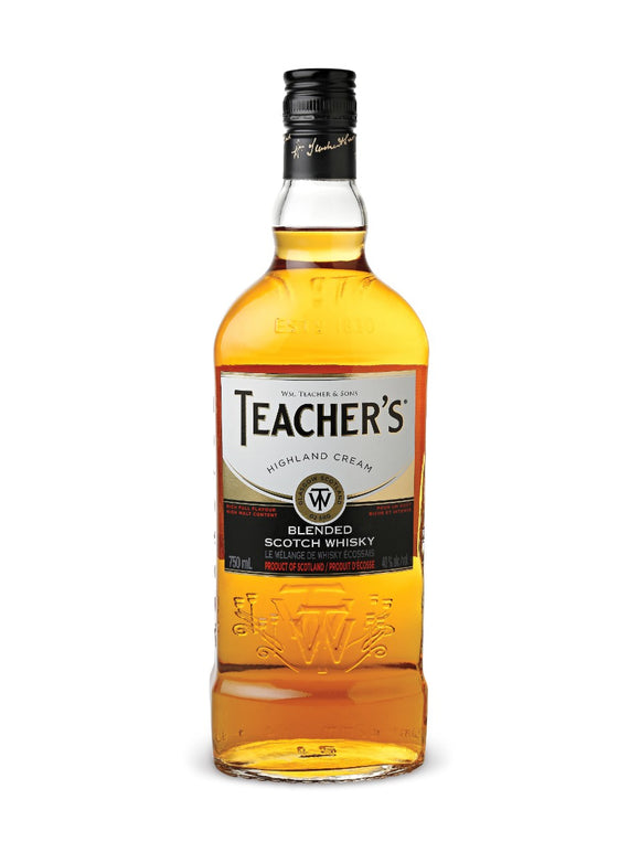 TEACHERS HIGHLAND 750 ML