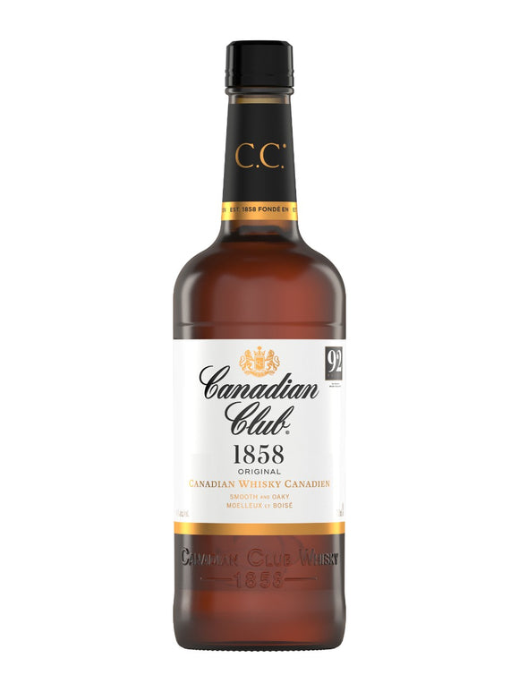 CANADIAN CLUB 750 ML
