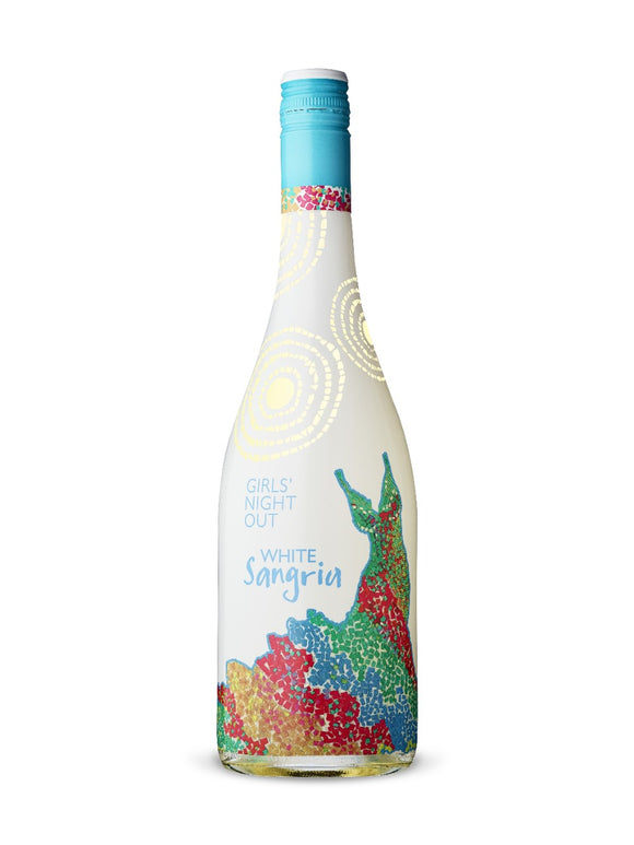 GIRLS' NIGHT OUT WHITE SANGRIA 750 ML