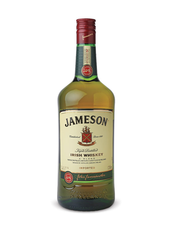 JAMESON IRISH WHISKY 1.75 L