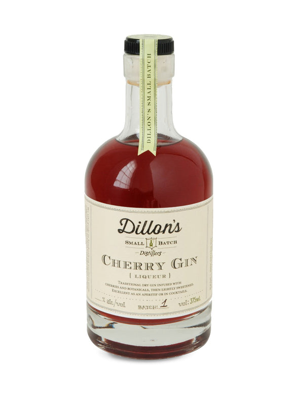 DILLON'S CHERRY GIN 375 ML