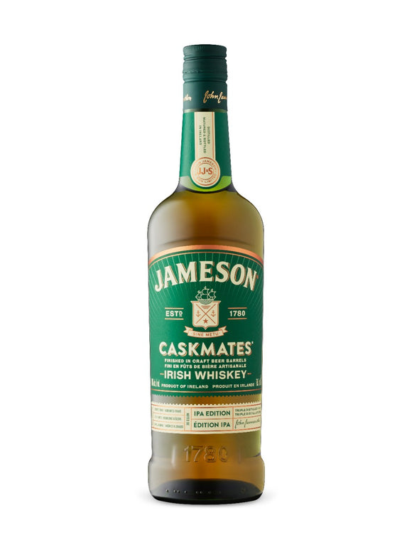JAMESON CASKMATES IPA IRISH WH