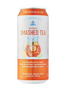 GEORGIAN BAY SMASHED TEA 355ML 6 CANS