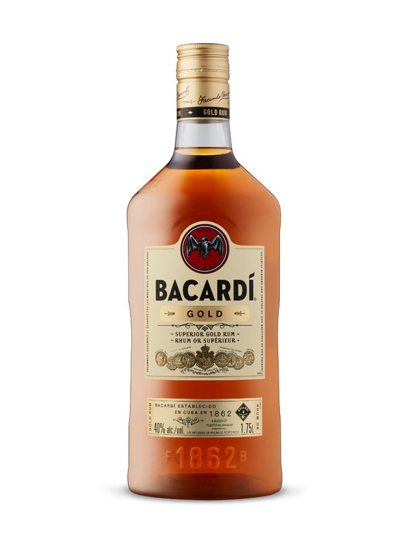 BACARDI GOLD PET 1.75 L