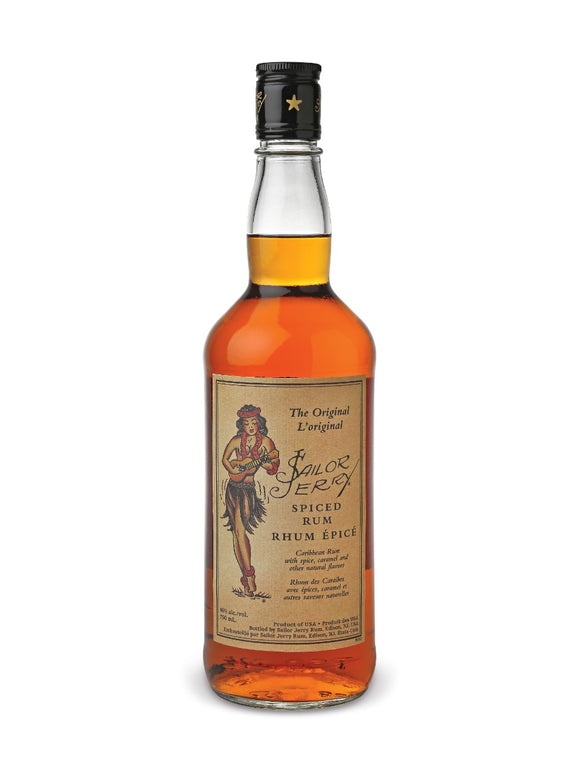 SAILOR JERRY SPICED RUM 750 ML