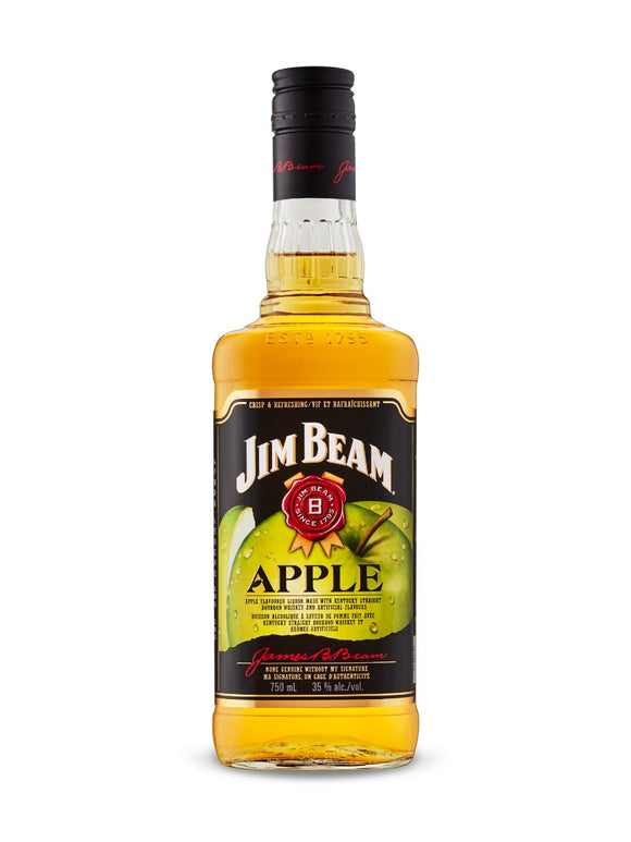 JIM BEAM APPLE 750 ML