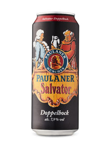 PAULANER SALVATOR DOPPELBOCK SINGLE CAN