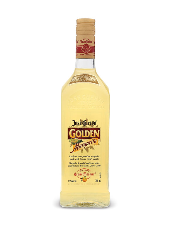 JOSE CUERVO GOLDEN MARGARITA 750 ML