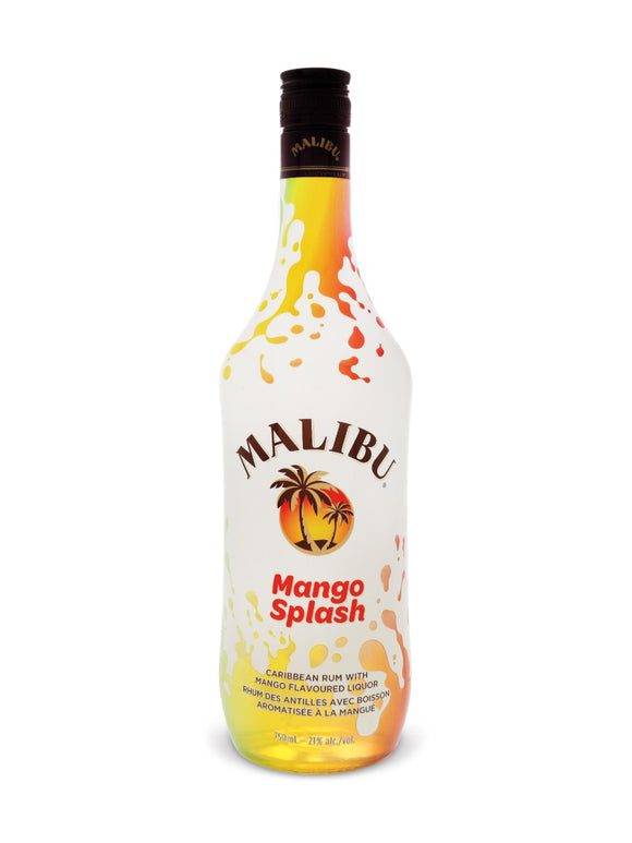 MALIBU MANGO SPLASH RUM 750 ML