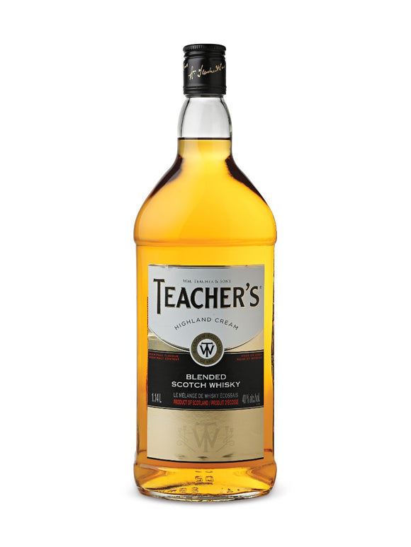 TEACHERS HIGHLAND CREAM 1.14 L
