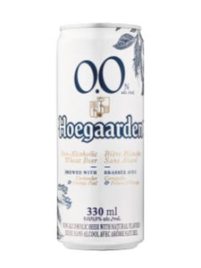 HOEGAARDEN 0.0% 6 CAN