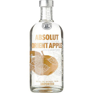 ABSOLUT ORIENT APPLE VODKA