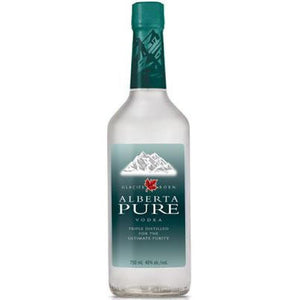 ALBERTA PURE VODKA 750 ML