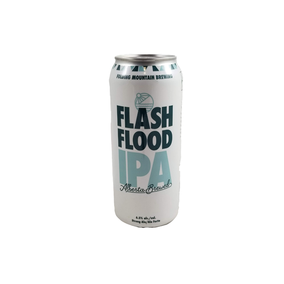 FOLDING MOUNTAIN FLASH FLOOD IPA 4 CANS