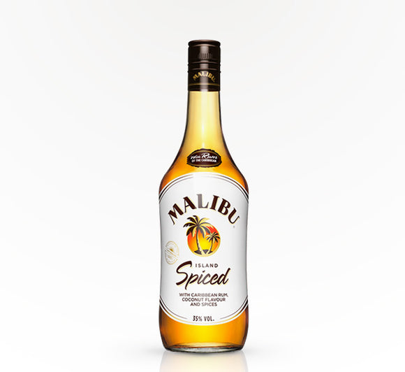 MALIBU SPICED FLAVOURED RUM 750 ML