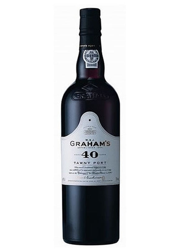 GRAHAM'S 40 YEAR OLD TAWNY 750 ML
