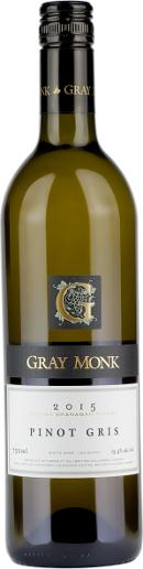 GRAY MONK PINOT GRIS V 750 ML