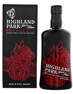 HIGHLAND PARK TATTOO 750 ML