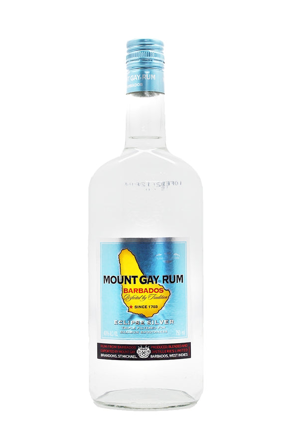 MOUNT GAY ECLIPSE SILVER RUM