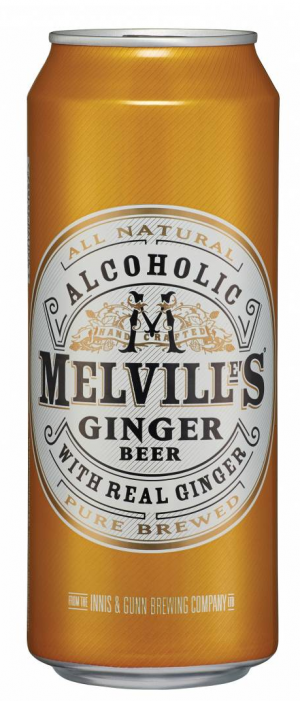 MELVILLE'S GINGER BEER CAN 500