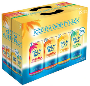 PALM BAY ICED TEA VARIETY PACK