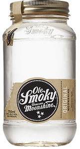 OLE SMOKY ORIGINAL MOONSHINE 750 ML