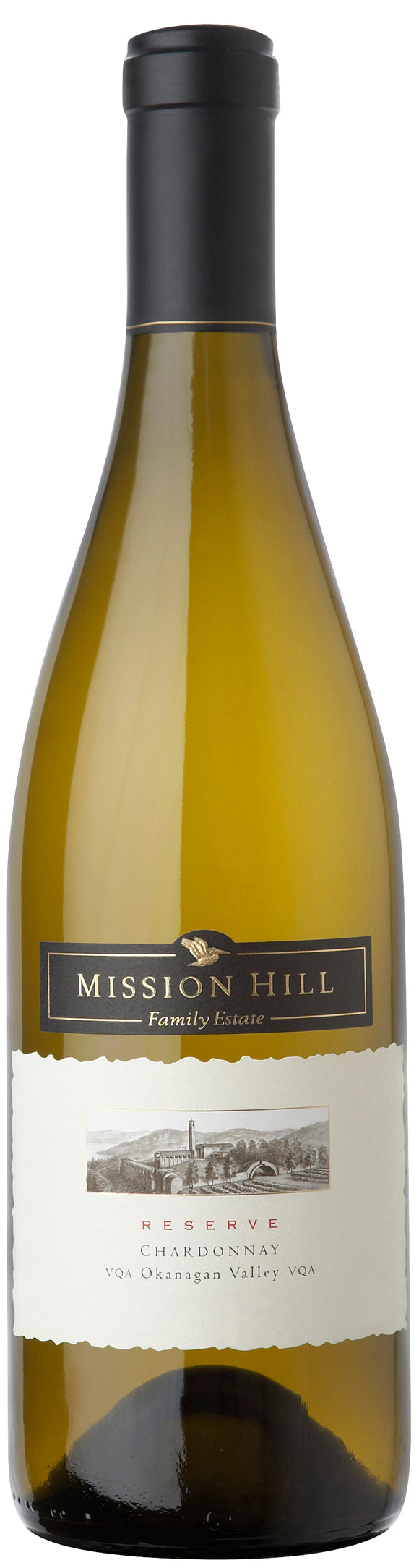 MISSION HILL FAMILY ESTATE RESERVE CHARDONNAY 750 ML