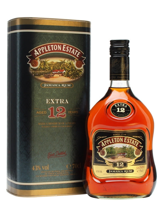 APPLETON ESTATE EXTRA 750 ML